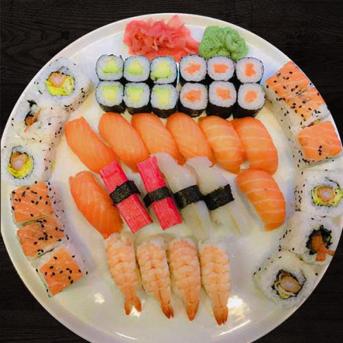 Oishi Party Teller